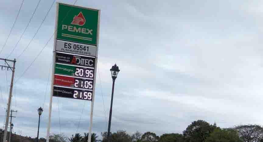 Aumento de gasolina afecta cuentas de ruleteros | El Imparcial de Oaxaca