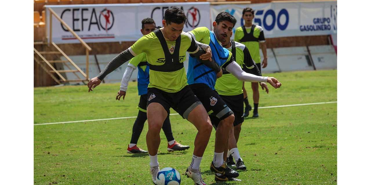 Alebrijes va por los tres puntos contra Correcaminos | El Imparcial de Oaxaca