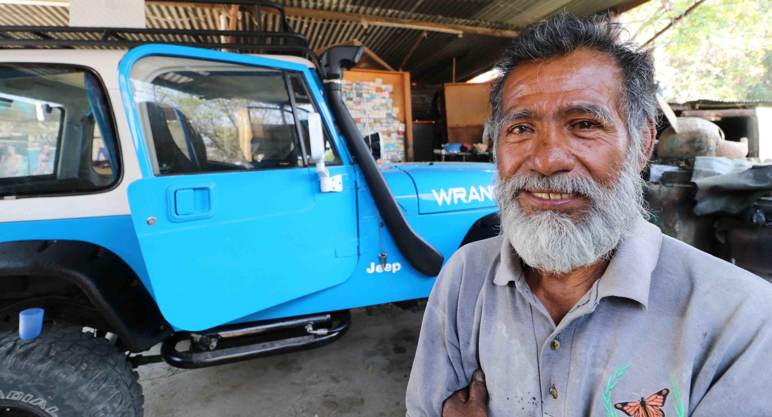 Hasta pronto Peluche, fallece el ciclista veterano Carlos Adán | El Imparcial de Oaxaca
