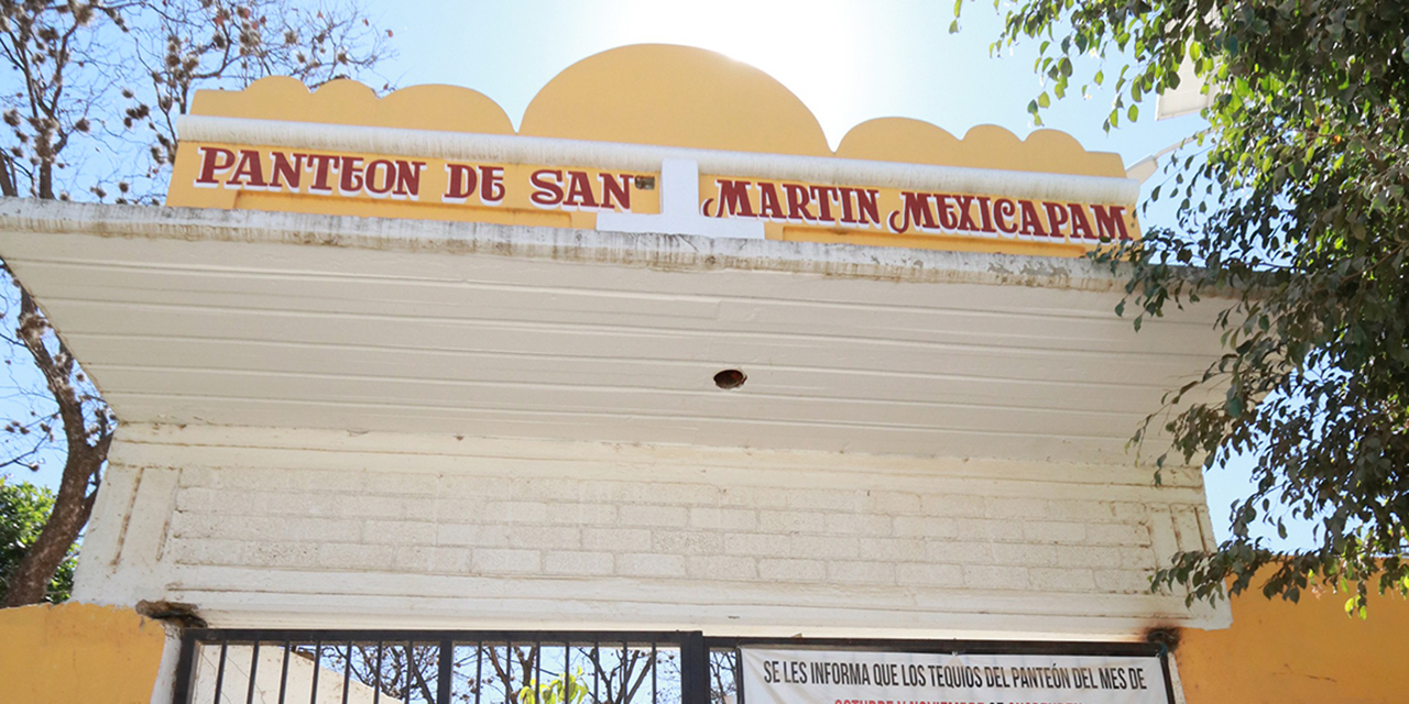 Entierran muertos sobre muertos en San Martín Mexicápam   El Imparcial de Oaxaca