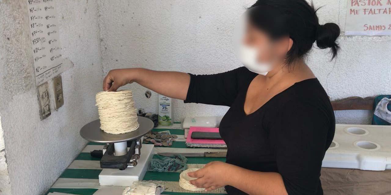 Aumenta el precio de kilo de tortilla en Juchitán | El Imparcial de Oaxaca