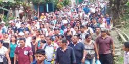 Critican a Gamboa Díaz por realizar baile popular en Choapam, Oaxaca