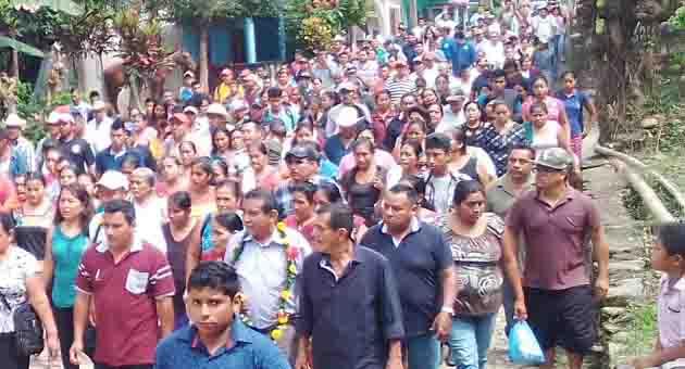 Critican a Gamboa Díaz por realizar baile popular en Choapam, Oaxaca | El Imparcial de Oaxaca