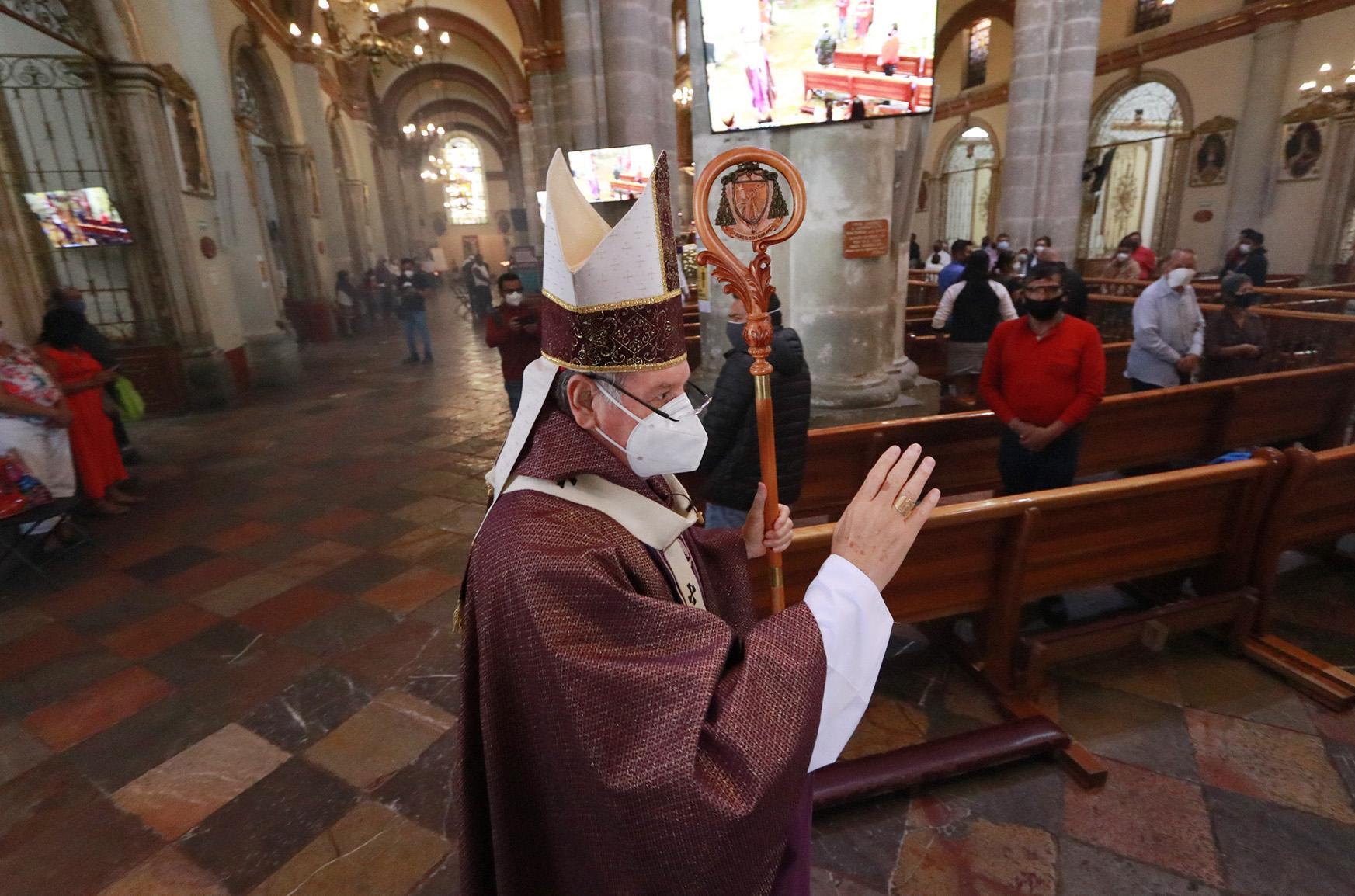 En tiempos de cuaresma, pide Arzobispo reafirmar la fe   El Imparcial de Oaxaca