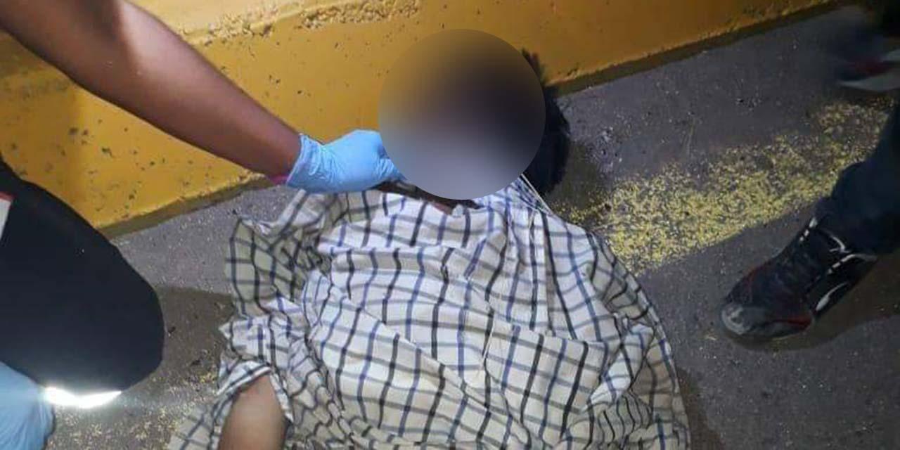 Atropellan a un hombre en carretera a Tlacolula | El Imparcial de Oaxaca