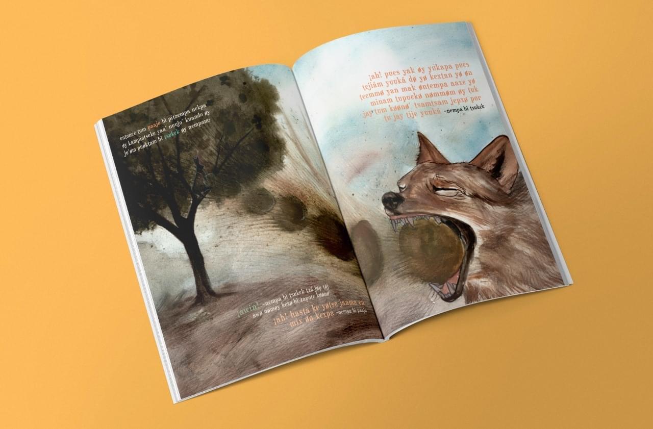 Tradición oral zoque, a colección editorial   El Imparcial de Oaxaca