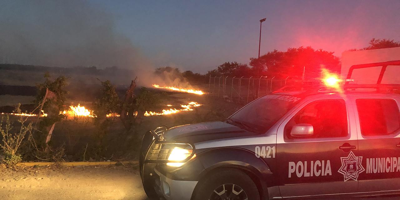 Incendio se sale de control y amaga a una gasera en Juchitán   El Imparcial de Oaxaca