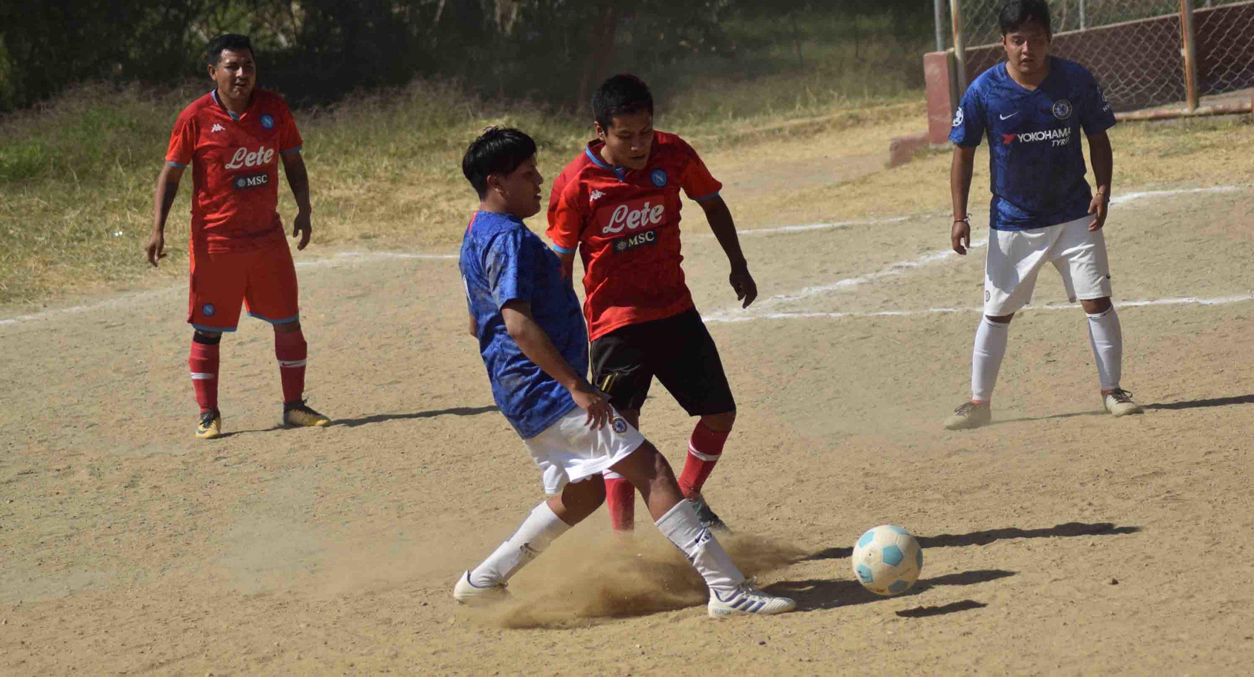 Volverá a rodar la bola en la Liga Libertad | El Imparcial de Oaxaca