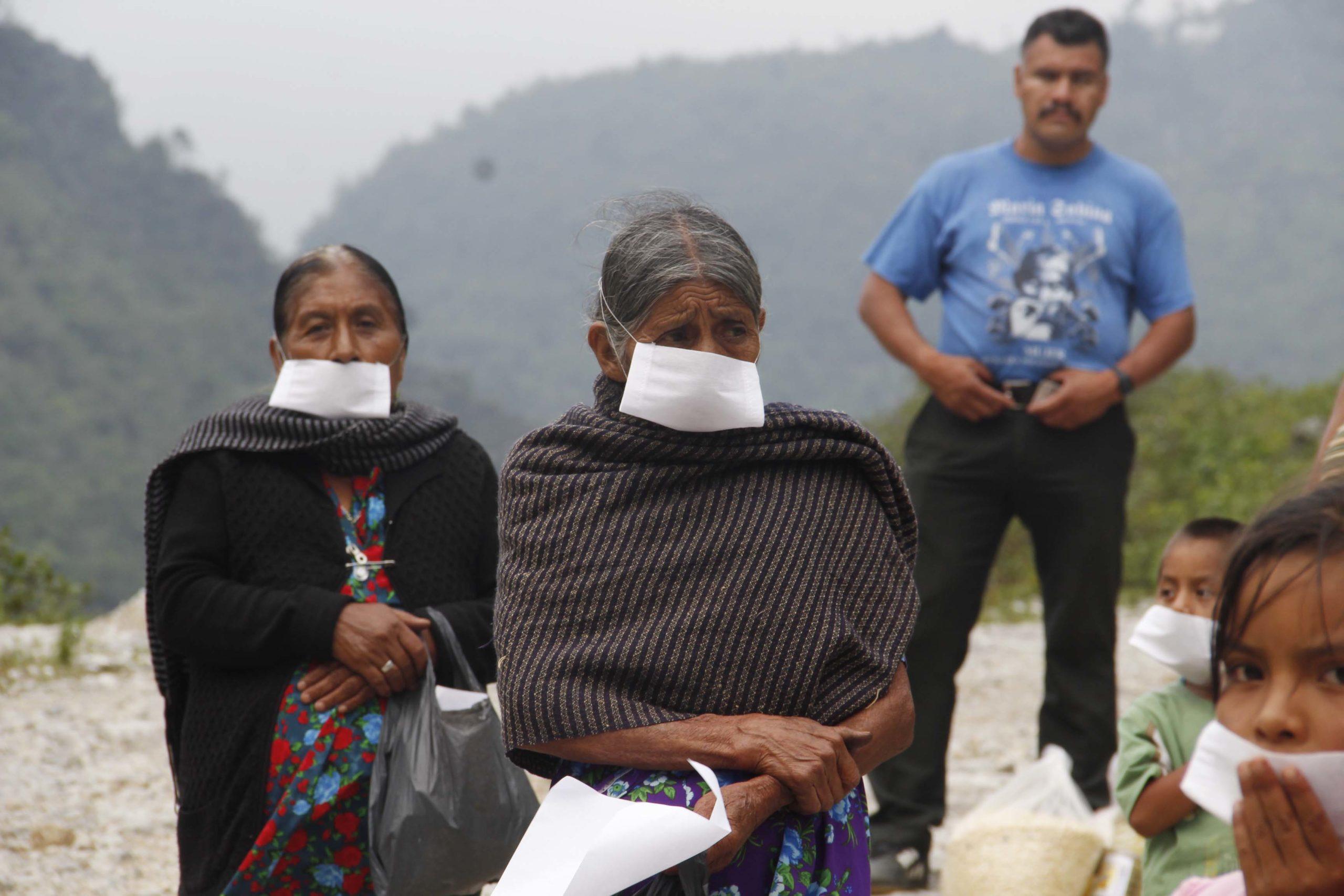 Cientos de mazatecos rechazan vacuna Covid-19   El Imparcial de Oaxaca