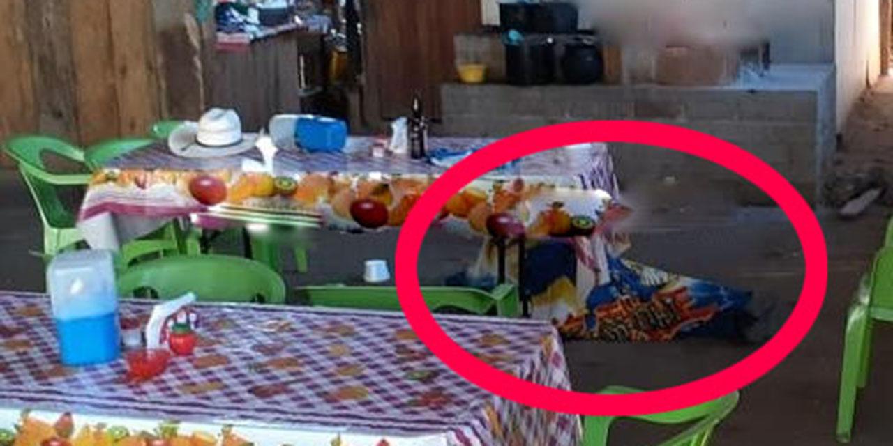 Acribillan a un hombre en restaurante de Santos Reyes Nopala | El Imparcial de Oaxaca