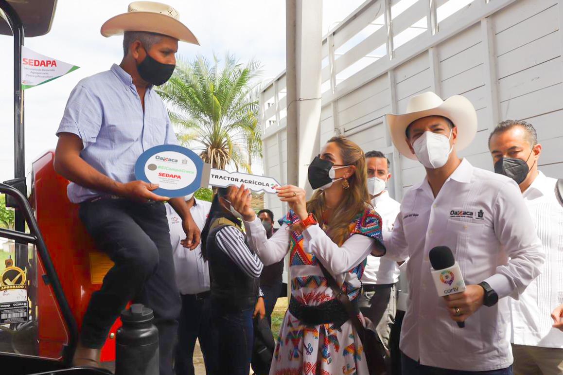 Destaca Murat que Oaxaca es uno de los estados más seguros | El Imparcial de Oaxaca