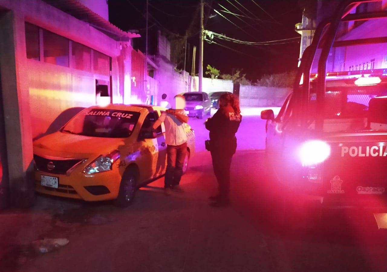 Asaltan a taxista | El Imparcial de Oaxaca