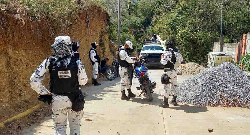 Denuncian abuso de poder de elementos de la Guardia Nacional | El Imparcial de Oaxaca