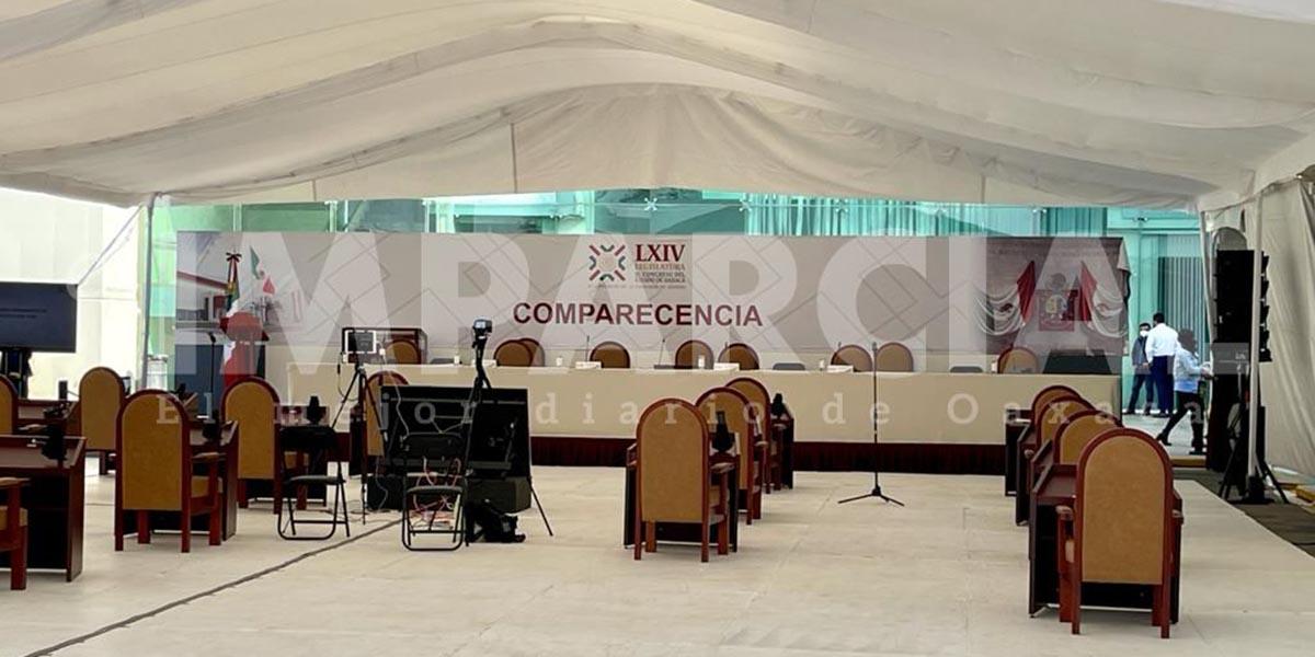 Diputados dejan plantado a encargado de la CEPCO   El Imparcial de Oaxaca