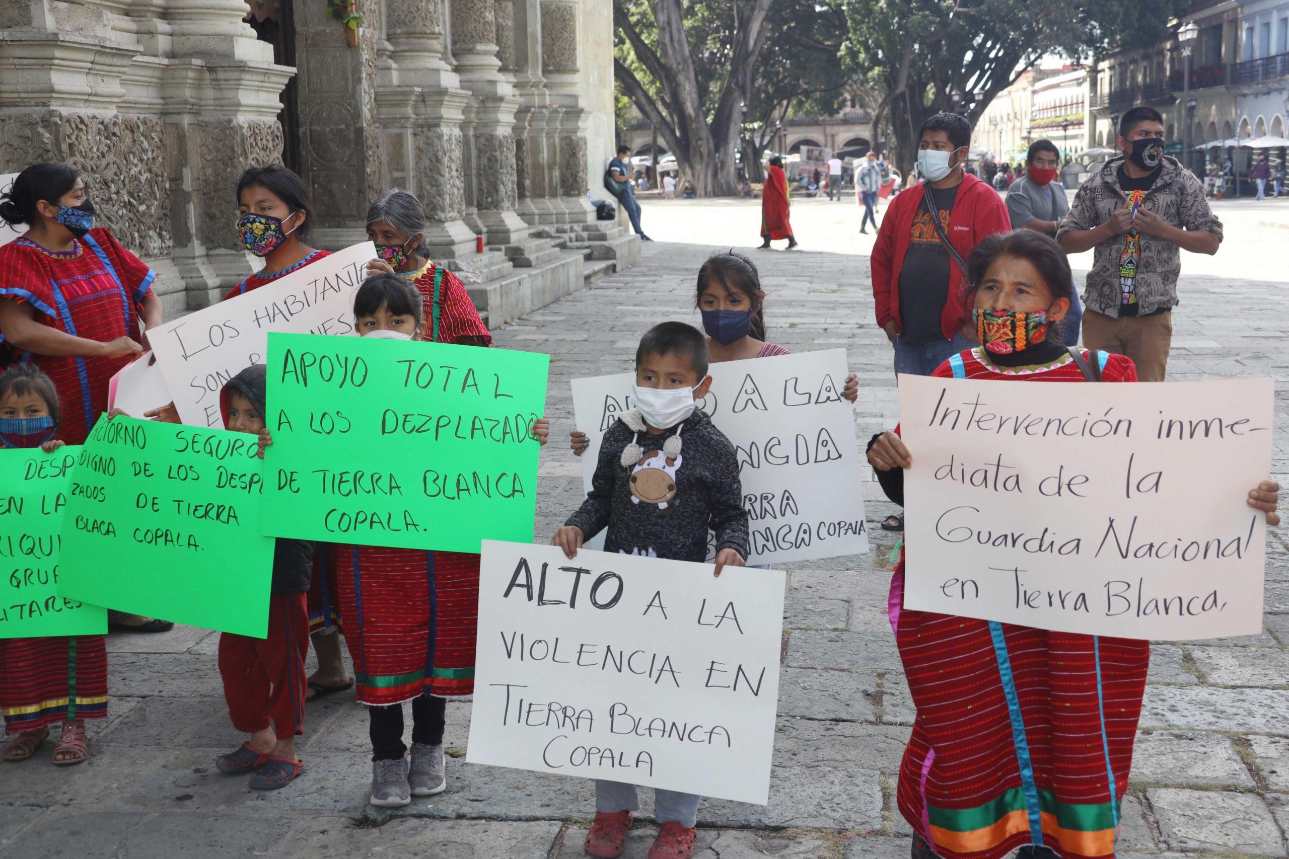 Crece violencia en la zona Triqui | El Imparcial de Oaxaca