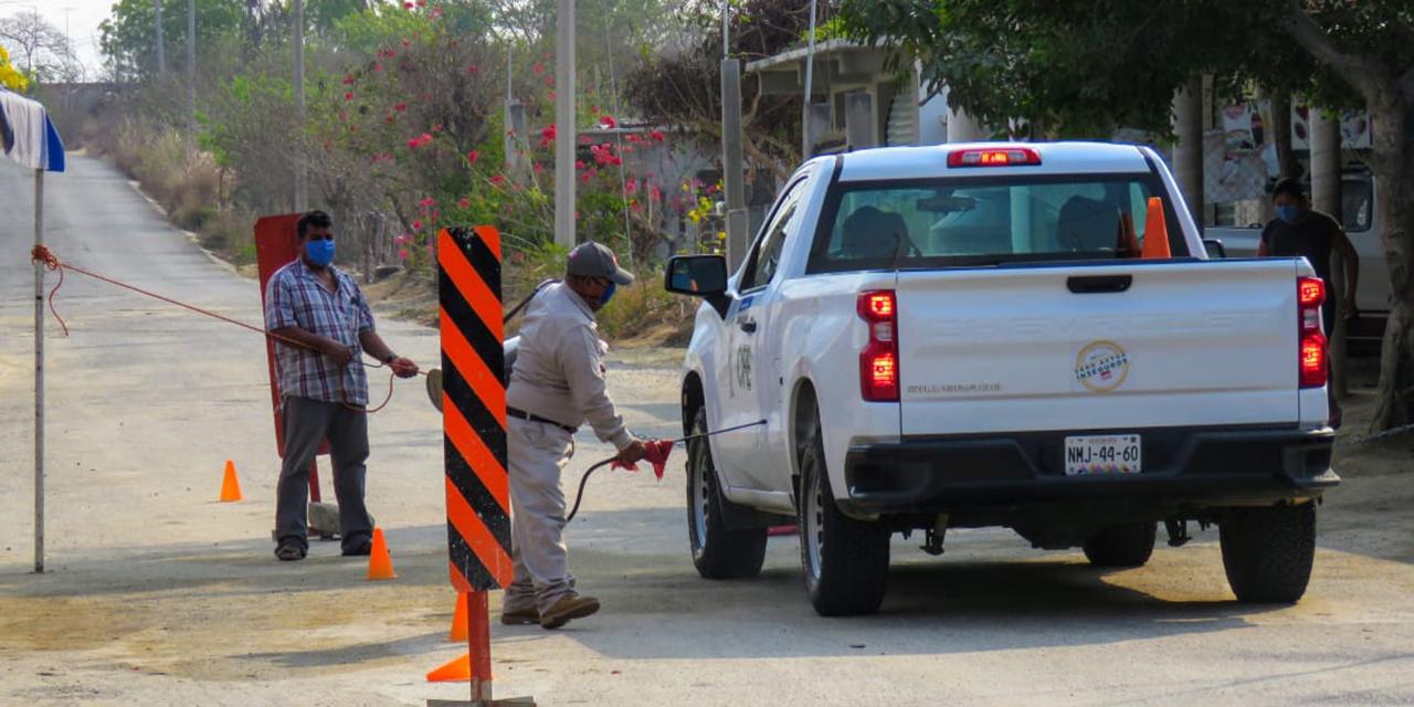 Arriba Brigada Médica a San Francisco Cozoaltepec | El Imparcial de Oaxaca