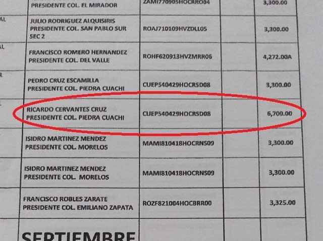 Filtran denuncias contra Juan Carlos Atecas | El Imparcial de Oaxaca