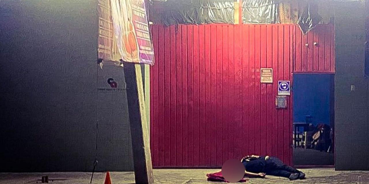 Indagan sobre ejecución de guardia de seguridad de San Antonio de la Cal | El Imparcial de Oaxaca