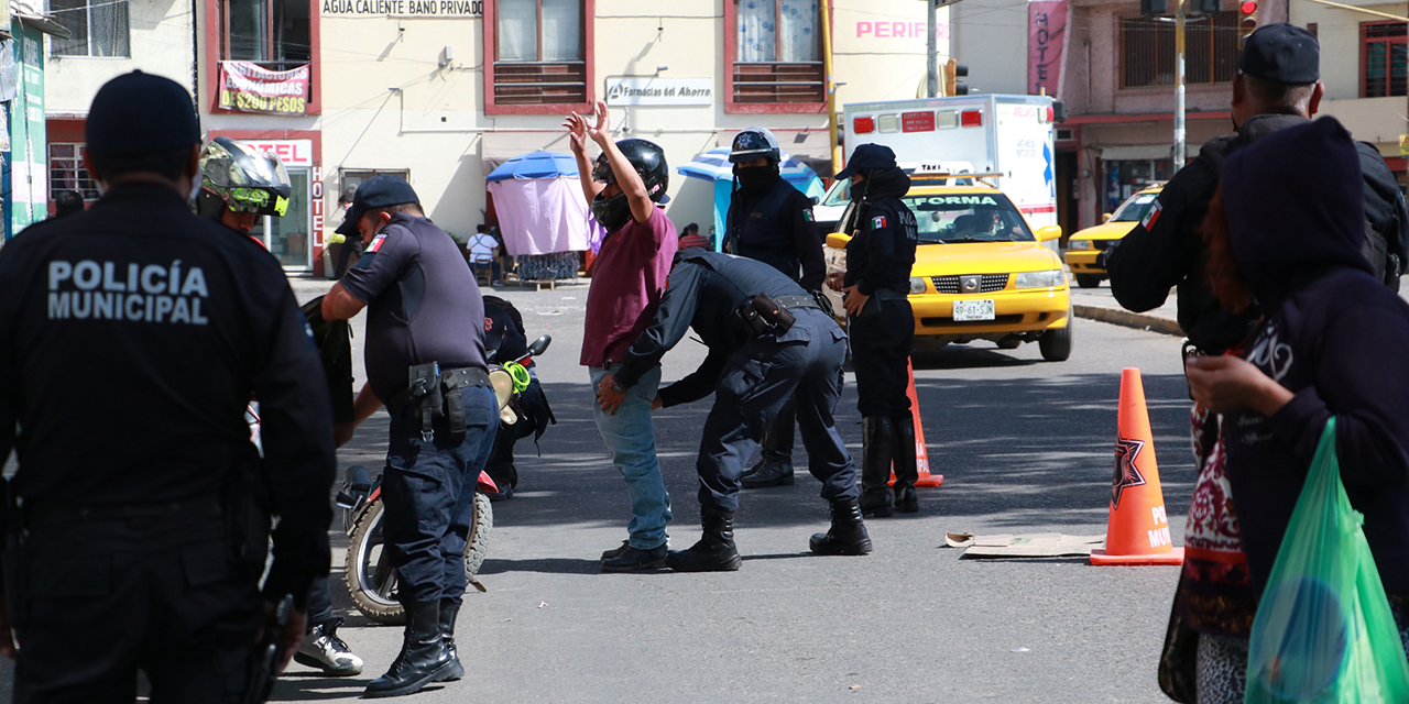 El índice de delitos en la capital oaxaqueña llega a niveles preocupantes   El Imparcial de Oaxaca