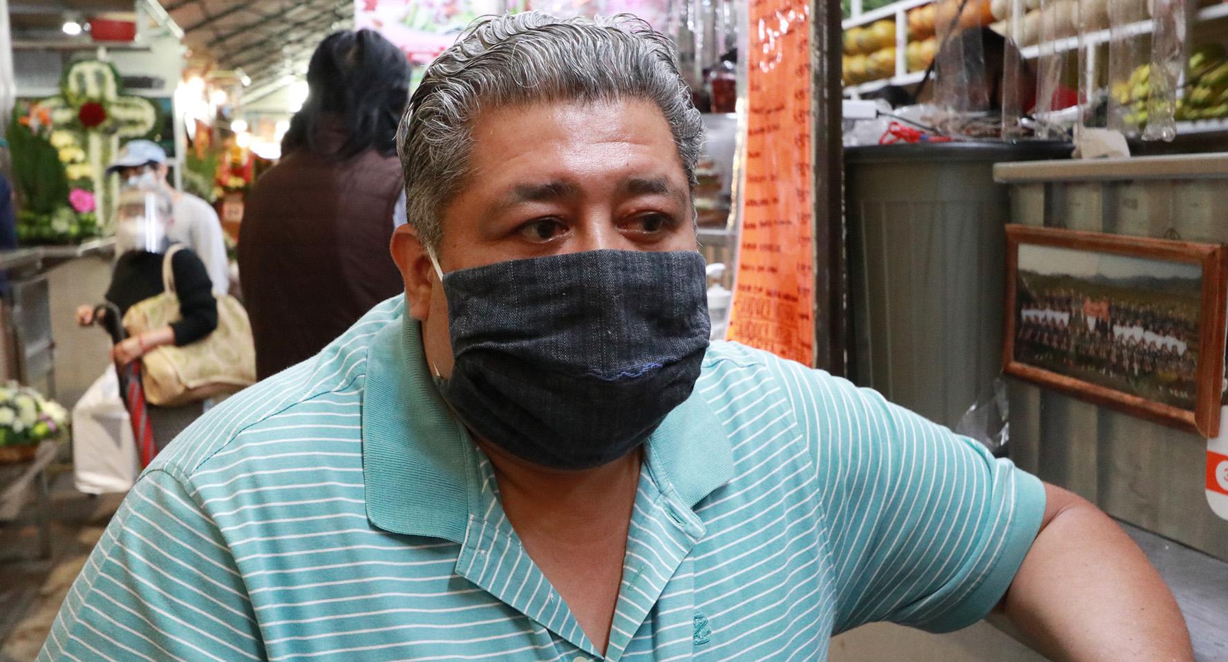 Burocracia y comercio  en vía pública afectan  a locatarios en mercado | El Imparcial de Oaxaca