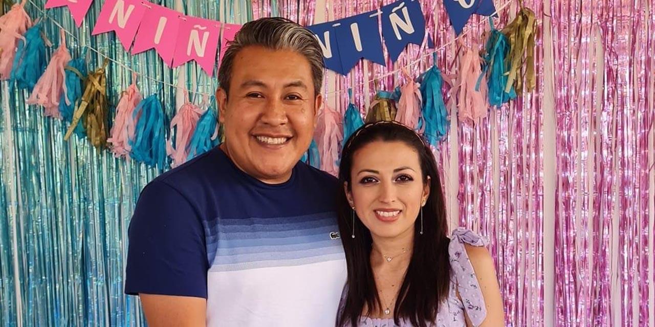 Mariana y Christiam revelaron el género de su bebé que pronto llegará a la familia