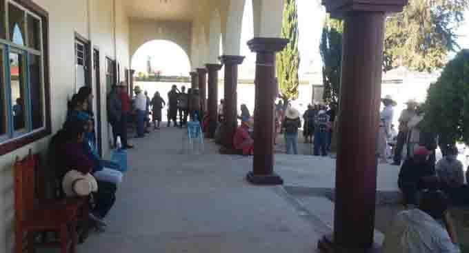 Interviene Segego en  conflicto de Yutatio | El Imparcial de Oaxaca
