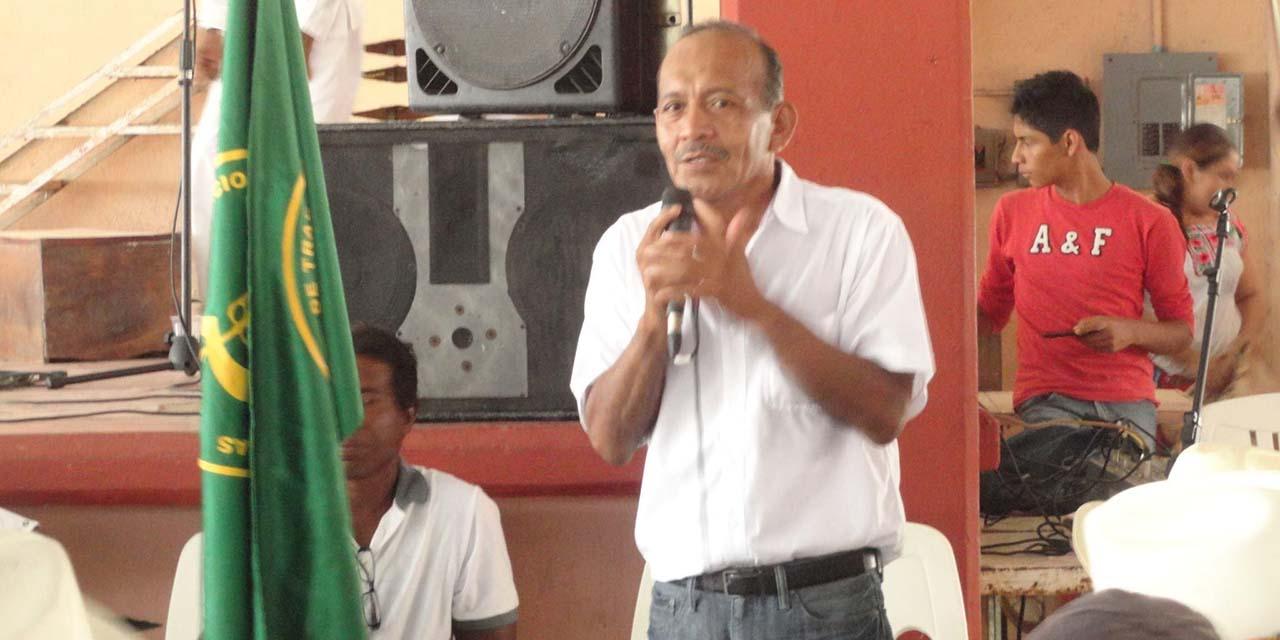 Muere conocido líder de la UNTA en Pinotepa | El Imparcial de Oaxaca