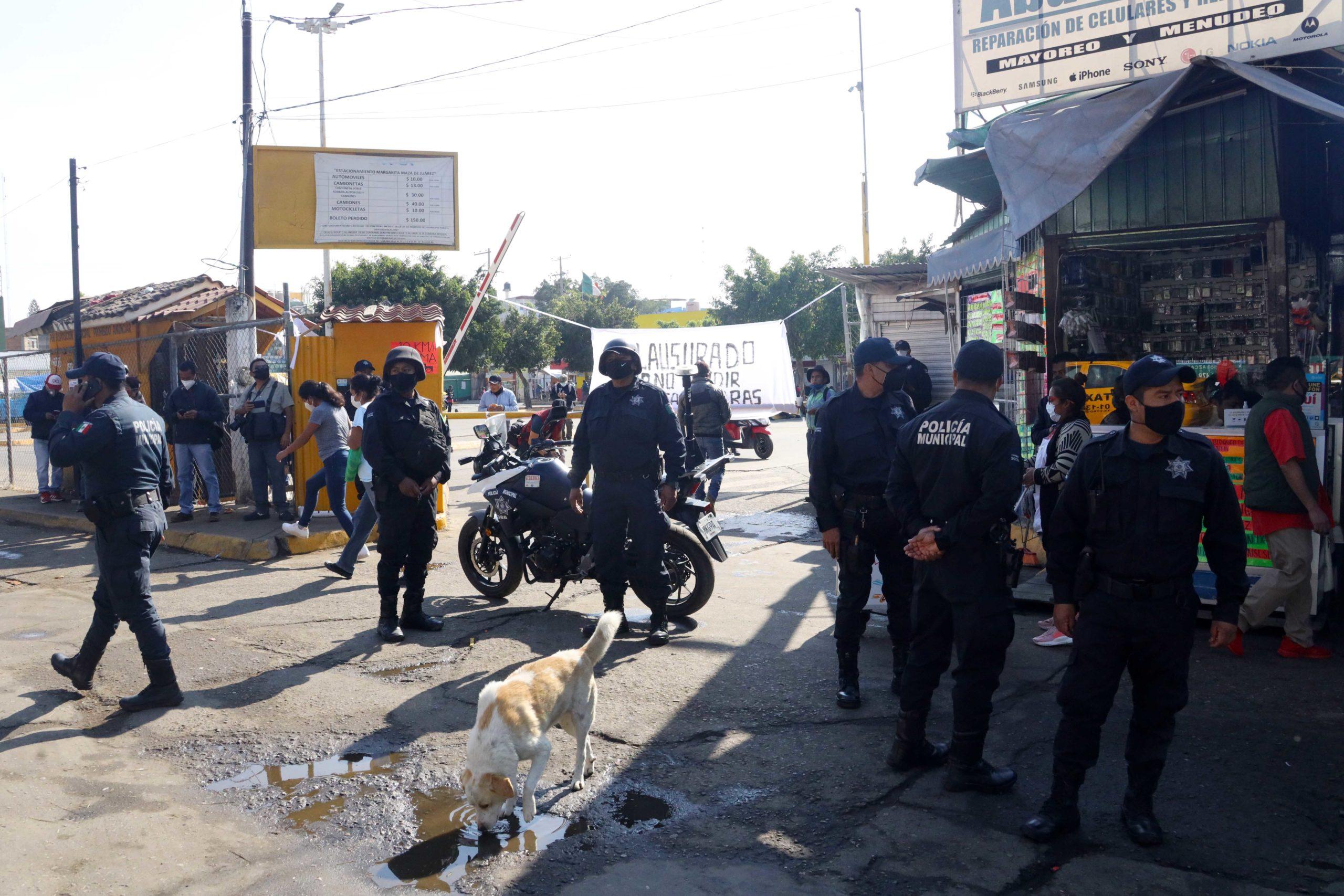 Central de Abasto: foco rojo en la capital | El Imparcial de Oaxaca