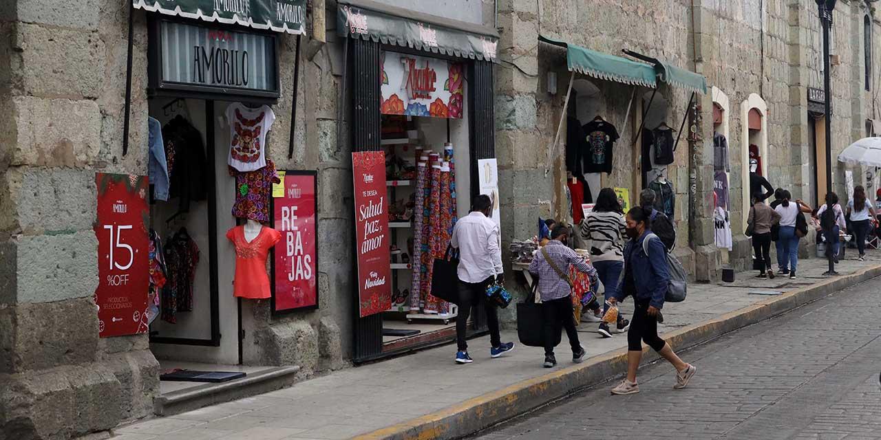 Crisis por Covid-19 asfixia al comercio en Oaxaca | El Imparcial de Oaxaca