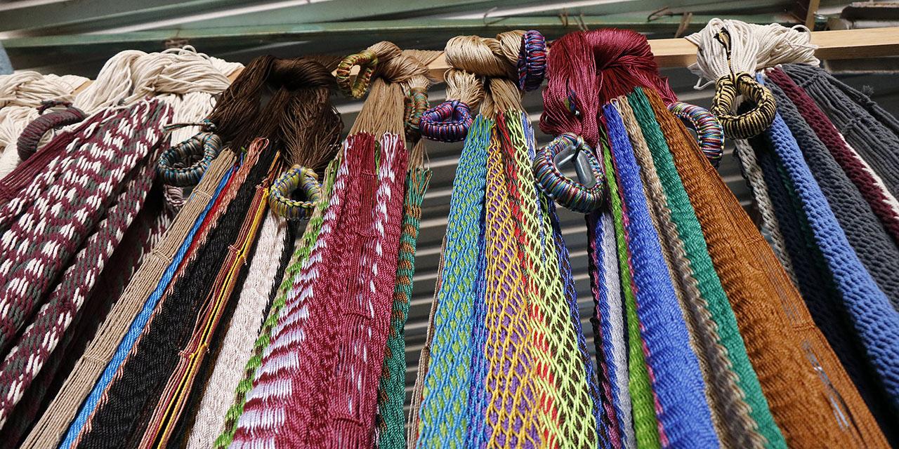 Artesanos de hamacas esperan un repunte en sus ventas sin apoyos del gobierno | El Imparcial de Oaxaca