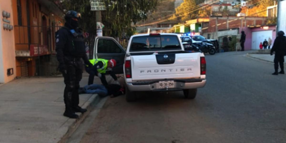 Ejecutan a un hombre a fuera de su domicilio en calles céntricas de Oaxaca | El Imparcial de Oaxaca
