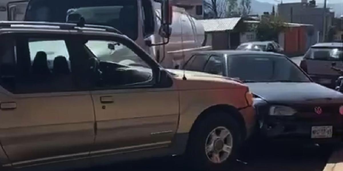 Se queda dormido y choca pipa en Santa Lucía de Camino | El Imparcial de Oaxaca