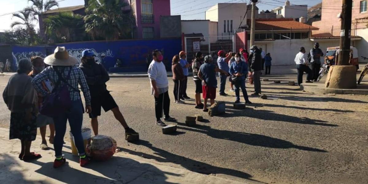 Denuncian falta de agua por parte de SAPAO | El Imparcial de Oaxaca
