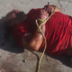 Vecinos de Tlacolula hacen justicia de propia mano, detienen a uno de tres ladrones