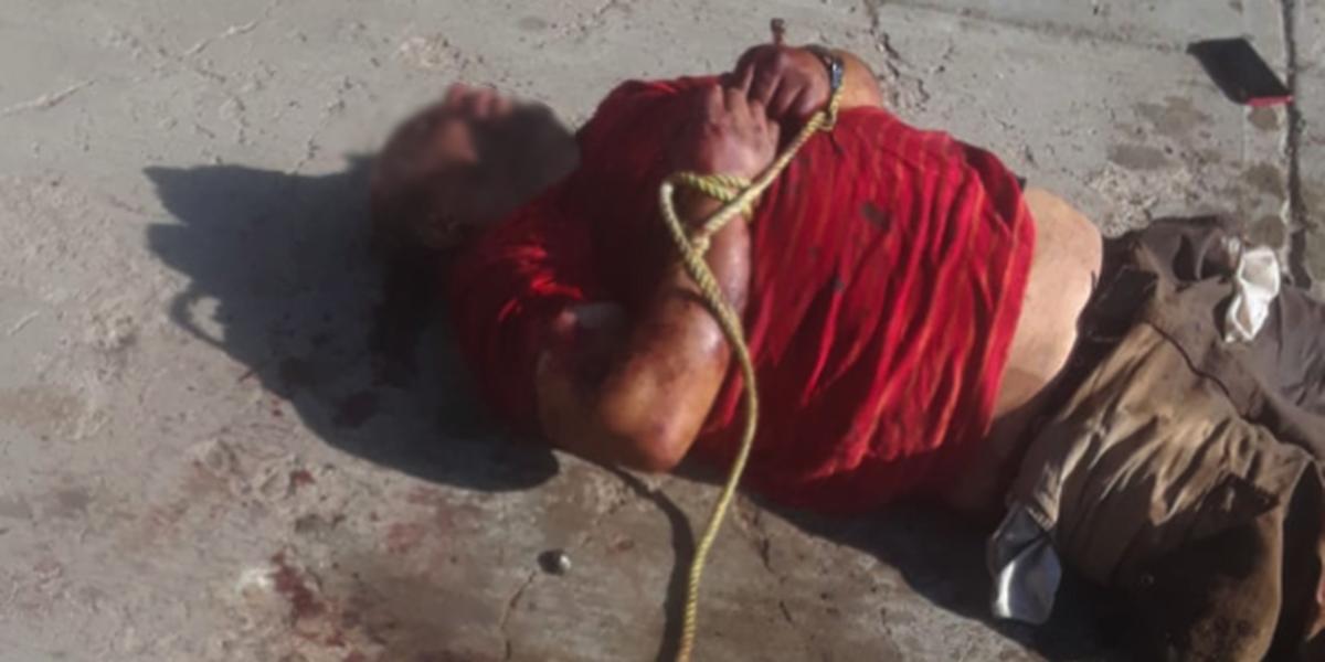 Vecinos de Tlacolula hacen justicia de propia mano, detienen a uno de tres ladrones | El Imparcial de Oaxaca