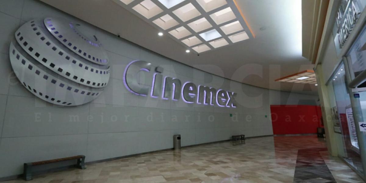 La cadena nacional de cines Cinemex cerró cuatro de cinco salas en Oaxaca | El Imparcial de Oaxaca