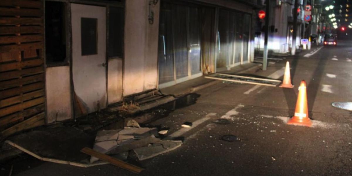 Sismo magnitud 7.1 sacude la costa de Japón | El Imparcial de Oaxaca