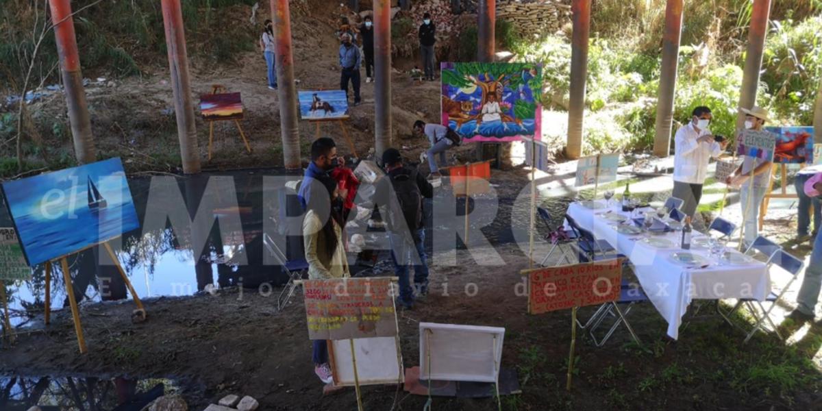 Atención urgente para el río Atoyac, piden ambientalistas | El Imparcial de Oaxaca