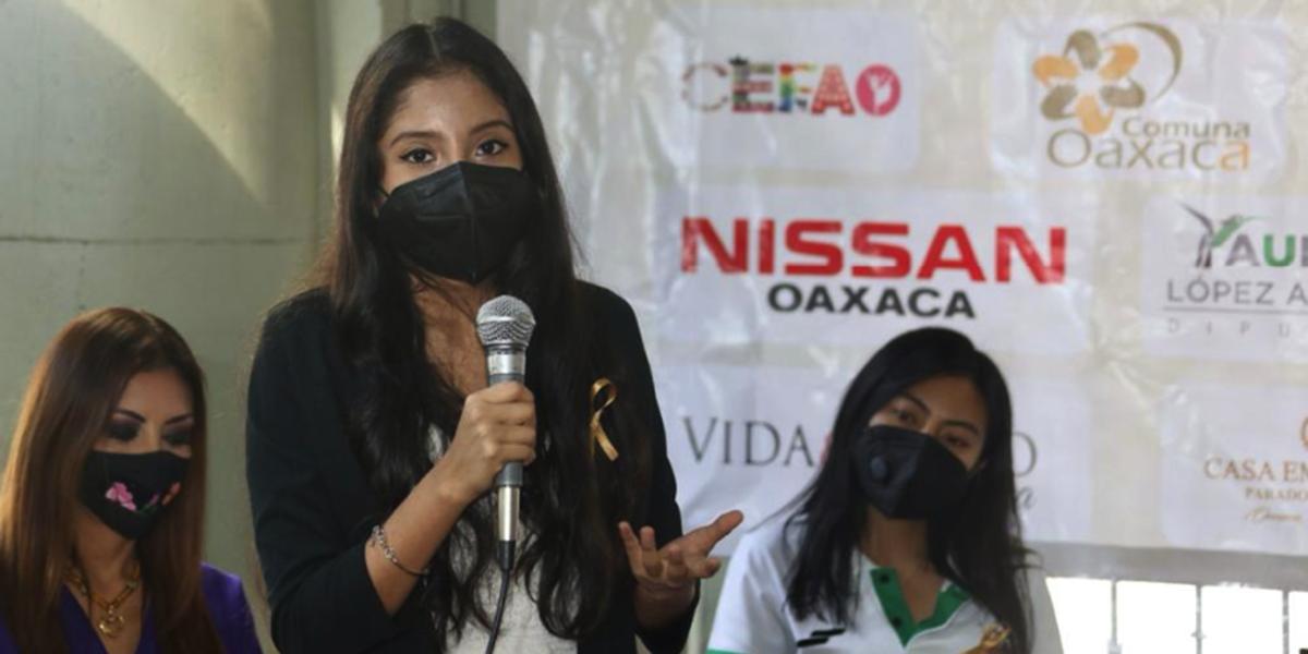 Lanza la bailarina Aleida Ruiz campaña para erradicar el matrimonio infantil | El Imparcial de Oaxaca