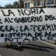Bloqueo en el Istmo de Tehuantepec; exigen que se concluya el sistema de agua potable