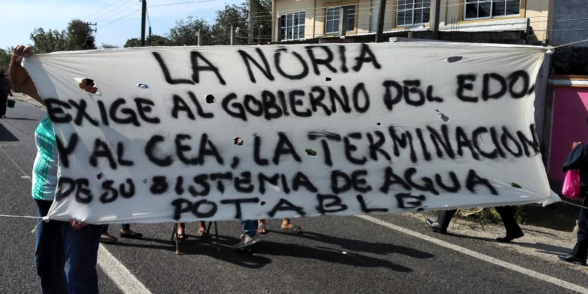 Bloqueo en el Istmo de Tehuantepec; exigen que se concluya el sistema de agua potable | El Imparcial de Oaxaca