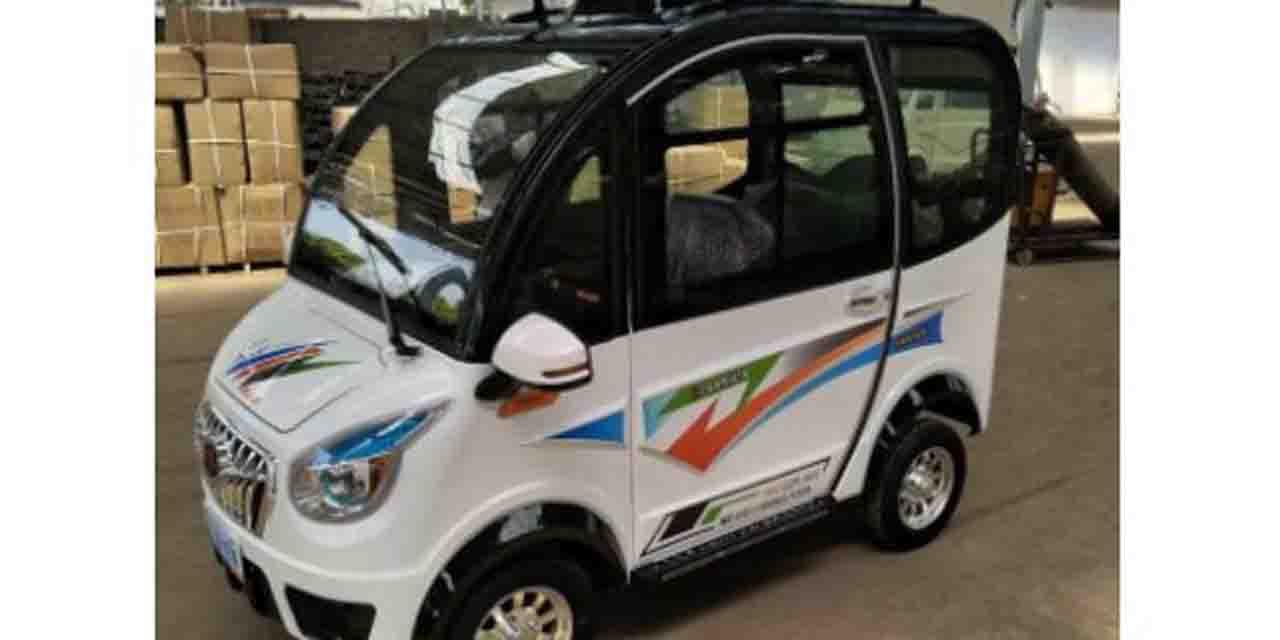 Lanzan auto eléctrico en 20 mil pesos   El Imparcial de Oaxaca