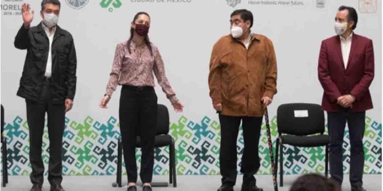 Gobernadores de MORENA firman el acuerdo de la democracia propuesto por AMLO | El Imparcial de Oaxaca