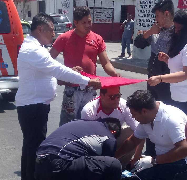 Aumentan accidentes viales | El Imparcial de Oaxaca