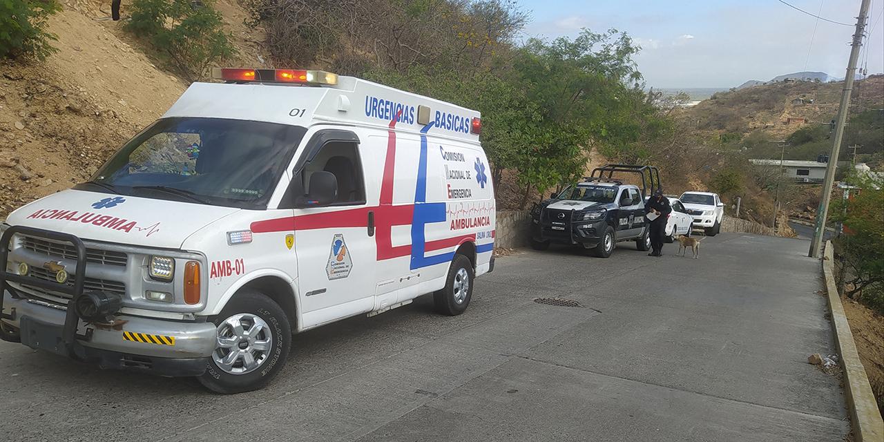 Hallan a una mujer sin vida en Salina Cruz | El Imparcial de Oaxaca