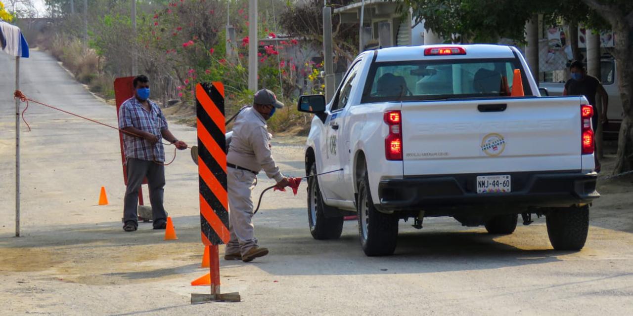 Ley Seca se mantiene en Tonameca hasta el próximo 15 de marzo   El Imparcial de Oaxaca