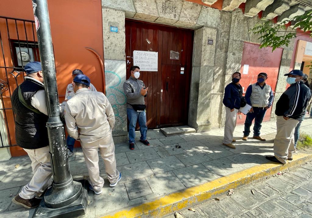 Exigen vacunas para trabajadores de salud | El Imparcial de Oaxaca