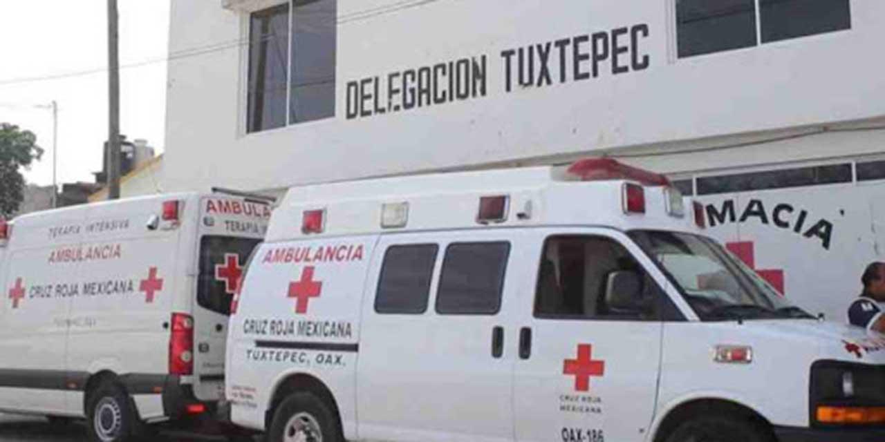 Cruz Roja cierra la delegación de Tuxtepec debido a la crisis | El Imparcial de Oaxaca