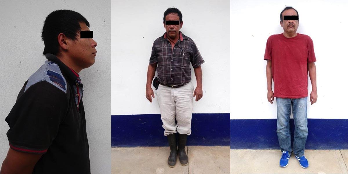 Policía Estatal detiene a presuntos integrantes del CJNG en Tuxtepec | El Imparcial de Oaxaca