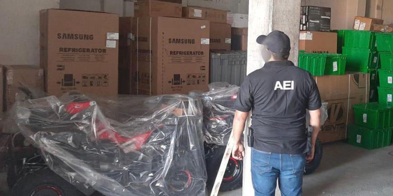 Fiscalía asesta duro golpe contra la delincuencia en San Jacinto Amilpas   El Imparcial de Oaxaca
